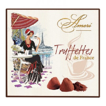 Конфеты Ameri Truffles French Французский шарм 500г