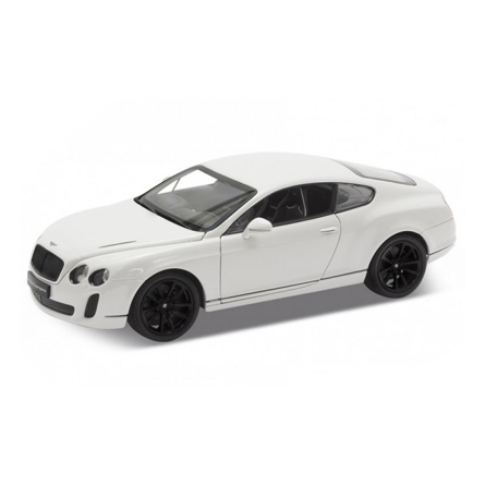 Модель машины Bentley Continental Supersports